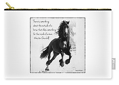 Horse's Profound Spirit  Carry-all Pouch