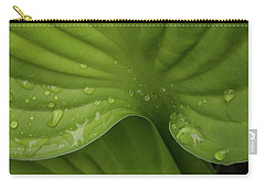 Hosta Carry-all Pouch
