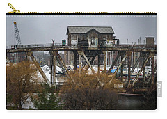 House Bridge Carry-all Pouch
