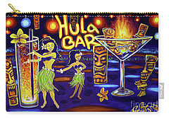 Hula Bar Carry-all Pouch
