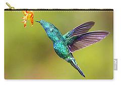 Humhum Bird Carry-all Pouch