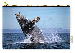 Humpback Breaching - 01 Carry-all Pouch