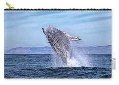 Humpback Breaching - 02 Carry-all Pouch
