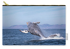 Humpback Breaching - 03 Carry-all Pouch