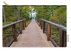 Hunter's Point At Copper Harbor Carry-all Pouch