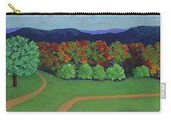 Hutchins Farm In Fall Carry-all Pouch
