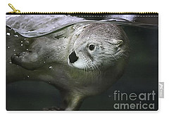 I Otter Be Swimming Carry-all Pouch