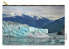 Iceberg Splash Hubbard Glacier Carry-all Pouch