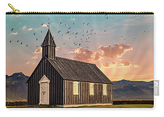 Iceland Chapel Carry-all Pouch