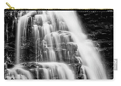 Carry-all Pouch featuring the photograph Icing by Russell Pugh
