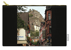 Carry-all Pouch featuring the photograph Idar-oberstein Street View by PJ Boylan