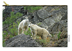 Idaho Mountain Goats Carry-all Pouch