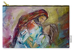 In His Presence Carry-all Pouch