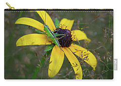 Carry-all Pouch featuring the photograph In The Meadow by Dale Kincaid