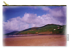 Inch Beach Painting Carry-all Pouch