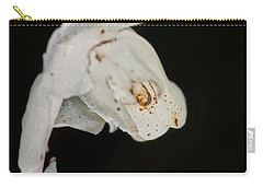 Indian Pipe Rabbit Head Carry-all Pouch