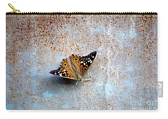 Industrious Butterfly Carry-all Pouch