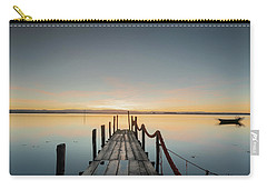 Carry-all Pouch featuring the photograph Infinity by Bruno Rosa