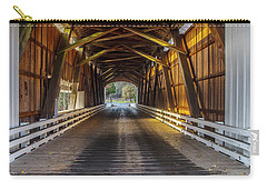 Inside The Pengra Bridge Carry-all Pouch