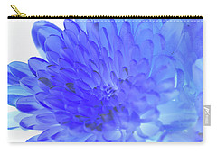 Inverted Flower Carry-all Pouch
