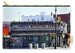 Carry-all Pouch featuring the photograph Inwood Nutrition Center by Cole Thompson