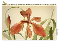 Iris Cuprea Copper Iris.  Carry-all Pouch