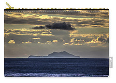 Island Cloud Carry-all Pouch