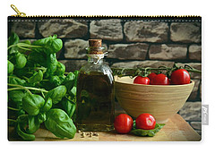 Italian Ingredients Carry-all Pouch