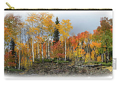 It's All About The Trees Carry-all Pouch