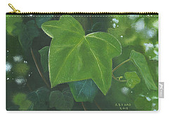 Ivy Waltz Carry-all Pouch