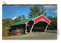 Jackson Covered Bridge Carry-all Pouch