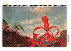 Jacobean Lily Of Mexico Carry-all Pouch