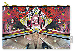 Carry-all Pouch featuring the painting Jagusawa 24 by John Jr Gholson