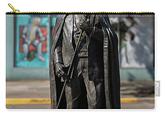 James Brown Statue - Augusta Ga 2 Carry-all Pouch