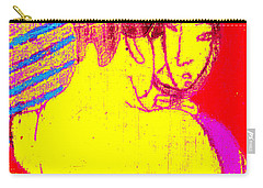 Japanese Pop Art Print 1 Carry-all Pouch