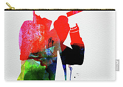 Jay-z Watercolor Carry-all Pouch