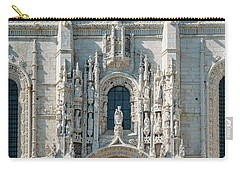Jeronimos Monastery, Portugal Carry-all Pouch