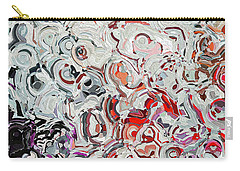 Carry-all Pouch featuring the painting Jesus Christ, The Door. John 10 7 by Mark Lawrence