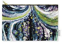 Carry-all Pouch featuring the painting Jesus Christ, The Savior. Luke 2 11 by Mark Lawrence
