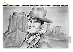 John Wayne 07oct18 Carry-all Pouch