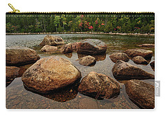 Jordon Pond Boulders Carry-all Pouch