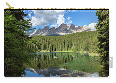 Karersee And Rosengarten Group Carry-all Pouch