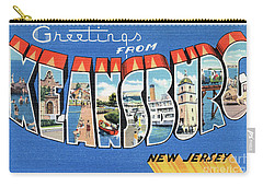 Keansburg Greetings Carry-all Pouch