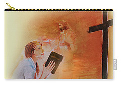 Keeps My Commandments Carry-all Pouch