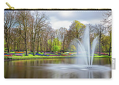Keukenhof Tulip Garden Holland Carry-all Pouch