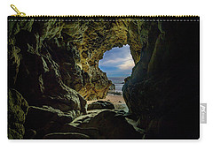 Keyhole Cave In Malibu Carry-all Pouch