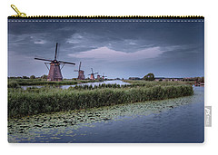 Kinderdijk Dark Sky Carry-all Pouch