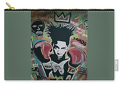 King Basquiat Carry-all Pouch