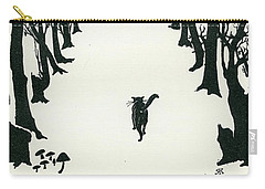 The Cat That Walked By Himself Carry-all Pouch