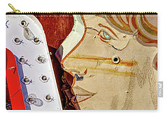 Carry-all Pouch featuring the photograph Kiss by Skip Hunt